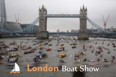 London Boat Show, London International Boat Show by ICOMIA is a celebration of everything you can do on the water, ExCeL London One Western Gateway Upcoming Events, Tower Bridge, Celebration, Boat, London, Water, Travel, Gripe Water, Dinghy