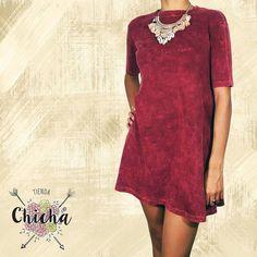 Vestidos en Tienda Chicha!