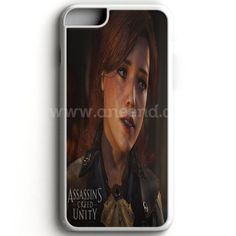 Elise De Laserre And Arno Dorian Assassin'S Creed Unity 2014 Game iPhone 7 Case | aneend