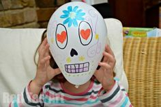 Day of the Dead for kids
