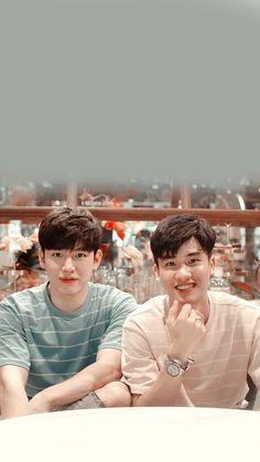 🔭 ˒ ♥︎ or ↻ if u save Thailand Wallpaper, Vampire Sphere, Lgbt, Cute Asian Guys, Boys Wallpaper, Thai Drama, Tumblr Boys, Asian Actors, Best Couple