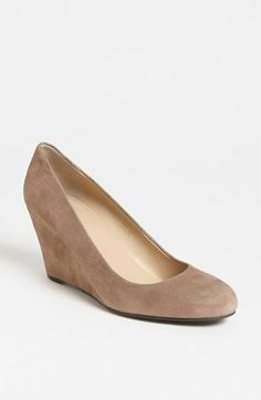 Farley Wedge / Nordstrom | I'm looking for some nude non-patent pumps any suggestions?