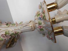 Applique cameretta ~ Produttori di lampadari e lampade in porcellana di capodimonte