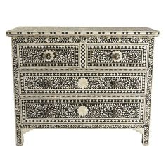 Moorish Chest  Wisteria Home