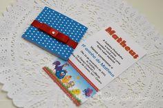 Convite 0170 - Galinha Pintadinha
