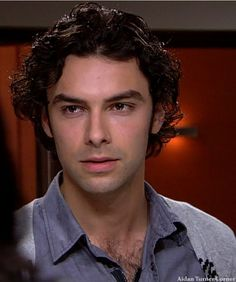 Aidan Turner in the Clinic