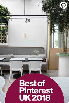 RUNNER UP – Best restaurant design. Pinterest UK Interior Awards. Redroaster cafe in Brighton. Designed by Stella Collective.