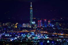 Taipei night #Taiwan 台北