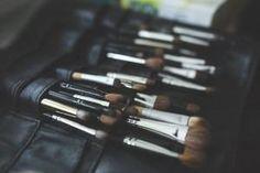 Função de Cada Pincel de Maquiagem