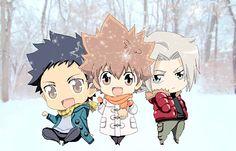 Shigure Soen Ryu, 802759 ~Winter Style~