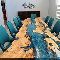 Epoxy vergadertafel – Epoxy – Home Grand Epoxy