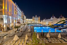 Side Premium Hotel Antalya, Modern mimarisi ve keşfedilmeyi bekleyen Otel..