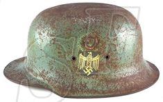 German Helmet, Mumford, Helmets, Baseball Hats, Military, Guys, Waterfalls, Helmet, World War I