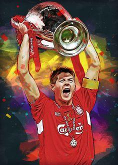 Liverpool Poster, Liverpool Tattoo, Liverpool Fc Wallpaper, Liverpool Champions, Liverpool Wallpapers, Liverpool Legends, Liverpool Players, Steven Gerrard Liverpool, Chelsea Fc