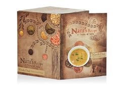 Nani's Recipe (Student Work) on Packaging of the World - Creative Package Design Gallery