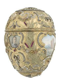 Bellagio Gallery of Fine Art - Fabergé Revealed - Imperial Peter the Great Easter Egg, 1903