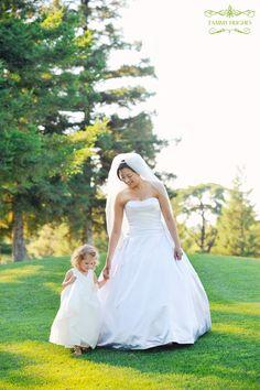 weddings + children = charming. Del Rio Country Club