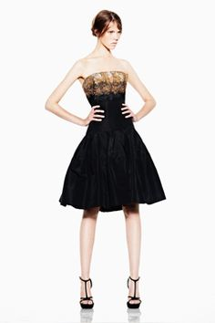Alexander McQueen Resort 2012 Collection on Style.com: