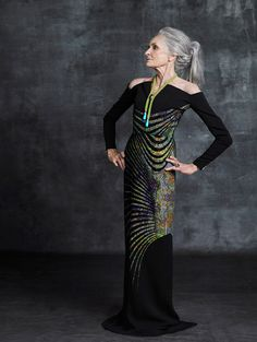 Age, just a number!....Pablo Zamora / Daphne Selfe for S Moda