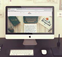 Diseño web para Tu cuento personal