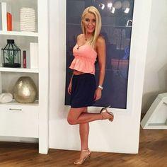 spiero_shopΗ γλυκιά @fragakimaria με πέδιλα S.Piero! ➡️ Link in bio #spiero #spieroshoes #newcollection #ss17 #online #shopping