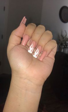 best coffin nail & gel nail designs for summer 2019 page 36 - Nägel - Nageldesign Summer Acrylic Nails, Best Acrylic Nails, Acrylic Art, Acrylic Nail Designs For Summer, Gel Nagel Design, Aycrlic Nails, Coffin Nails, Fire Nails, Dream Nails