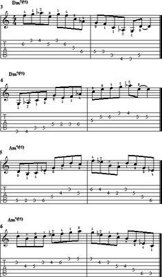 Мелодические линии