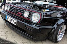 VW MK2 GTI VR6 TURBO