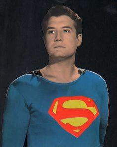 Superman TV Series 1950s.