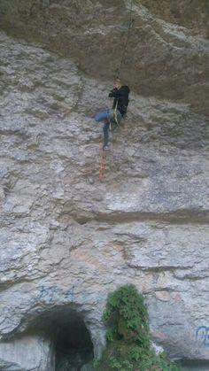 Artificial a la bauma de!Montserrat