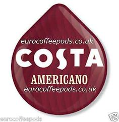 50 x tassimo #costa #americano coffee t-disc #(sold loose),  View more on the LINK: http://www.zeppy.io/product/gb/2/191575882684/