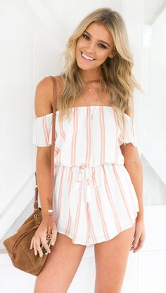 The Girl Playsuit