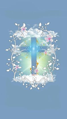 💙💎💙#CutCut Cross Wallpaper, Fairy Wallpaper, Easter Wallpaper, Love Wallpaper, Wallpaper Backgrounds, Cross Pictures, Jesus Pictures, Holy Cross, Jesus On The Cross
