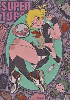 Anime: My Hero Academia My Hero Academia Memes, Hero Academia Characters, My Hero Academia Manga, Anime Characters, Cool Animes, Hero Manga, Character Art, Character Design, Manga Kawaii