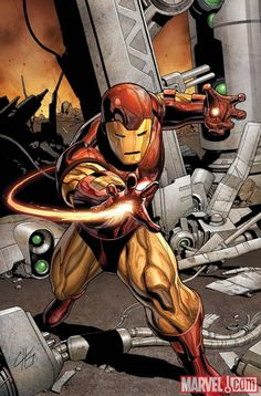 Marvel Adventures Super Heroes (Iron Man on cover) (2010) #1
