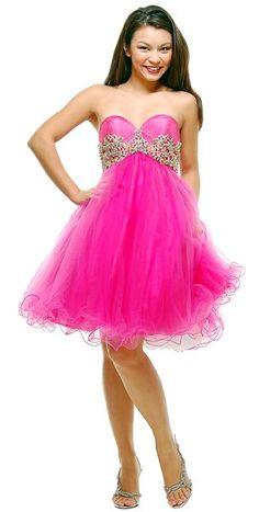 9d0d2d413b All. Fuchsia DressHot Pink DressesPretty Prom ...