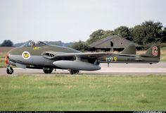 De Havilland (FFA) DH-100 Vampire FB6 - Untitled | Aviation Photo #2293487 | Airliners.net