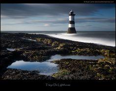"500px / Photo ""Penmon Lighthouse 1"" by Stuart Leche"