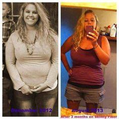 I love Skinny Fiber and its natural ingredients! It helps me sleep better, gives me so much energy without the jitters, and I have lost a total of 17.5 lbs so far! With a money back guarantee you have nothing to lose but the weight! --> http://leanna2014.sbc90.com//?SOURCE=P  It takes 5 minutes to place your order, do it now, you will not regret taking this step toward a healthier, happier YOU! Join us on Facebook for more every day fun, tips, recipes, weight loss support & motivation…