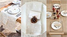 Een gezellig etentje begint bij een mooi gedekte tafel. Het is namelijk ontzettend sfeervol om van prachtig servies te eten met overal kaarsjes of andere versieringen.