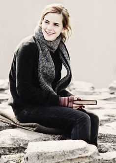Hermione Granger/Emma Watson - I love it when young people become the role models for the even younger generations and an inspiration to us all.