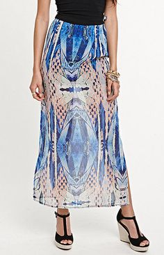 #PacSun                   #Skirt                    #Kendall #Kylie #Printed #Maxi #Skirt #PacSun.com   Kendall & Kylie Printed Maxi Skirt at PacSun.com                              http://www.seapai.com/product.aspx?PID=1182418