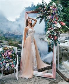 New A-Line Wedding Dress: Magnolia Photography Poses, Wedding Photography, Fleurs Diy, Wedding Ceremony, Wedding Planner, Backdrops, Wedding Photos, Dream Wedding, Wedding Decorations