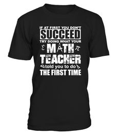 Funny Math Teacher Lover Quotes Gift   => Check out this shirt by clicking the image, have fun :) Please tag, repin & share with your friends who would love it.