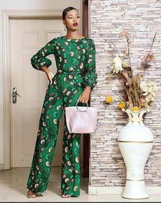 Items similar to African dresses ankara dresses african print african fashion african jumpsuits african weddings african women on Etsy African Print Dresses, African Wear, African Attire, African Fashion Dresses, African Women, Fashion Outfits, Ankara Fashion, Fashion Ideas, African Style Clothing