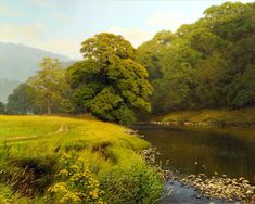 Michael James Smith Landscapes - 03