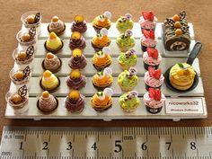 "nico ♪ Mont Blanc sweets miniature dollhouse / [Buyee] ""Buyee"" Japan Shopping…"