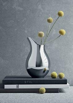 Mama Vase from Georg Jensen.  #homedecor #LGLimitlessDesign #Contest Shine & composition