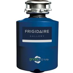 Frigidaire Gallery 3/4 HP Continuous Feed Garbage Disposal
