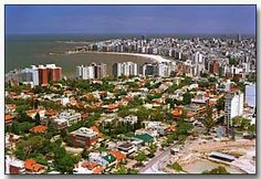 Pocitos Montevideo Uruguay - there is always a longing to visit mother-land.